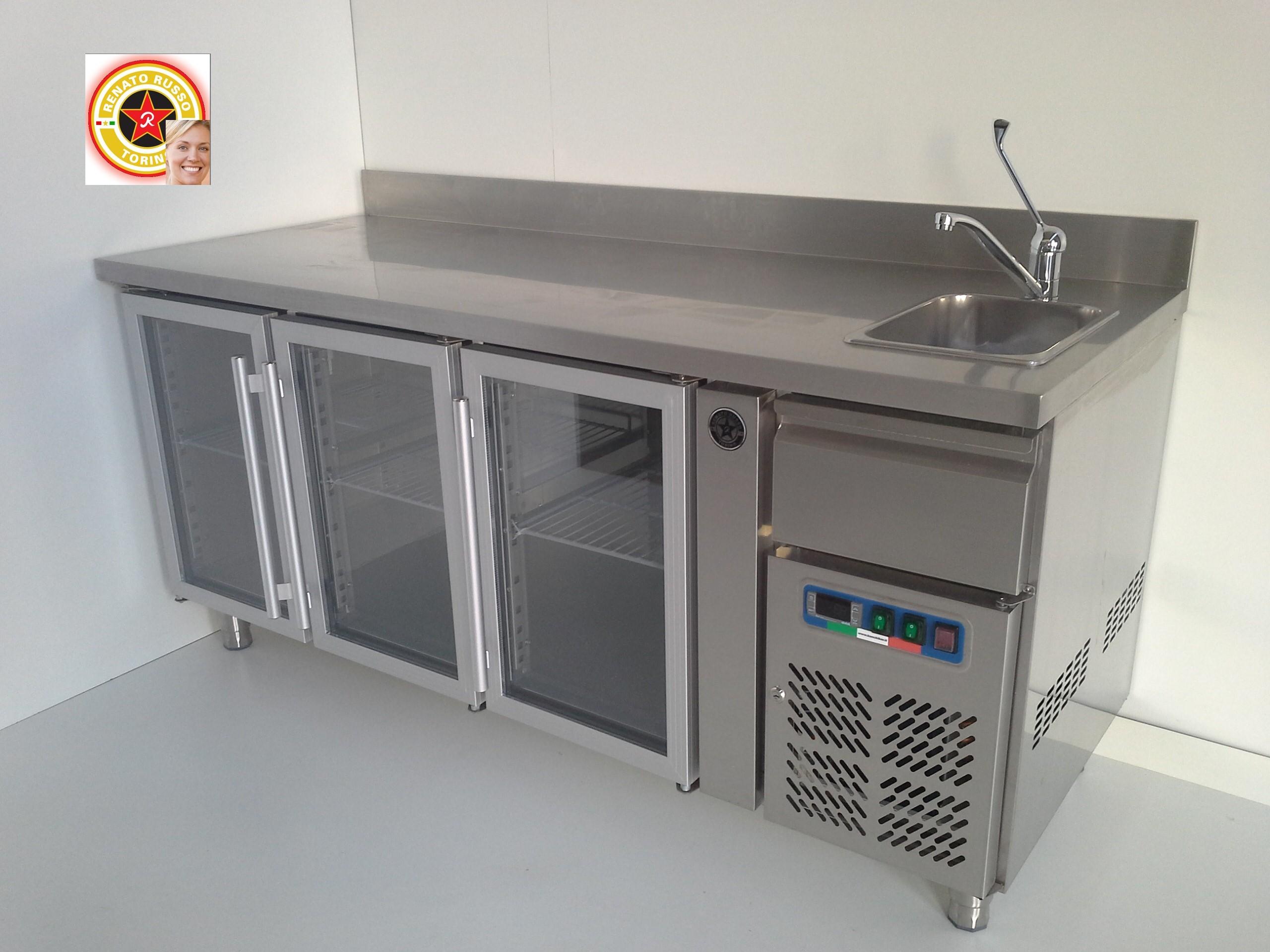 Banchi frigo dal 1980 produttori di banchi frigo workstation per cocktail tavoli refrigerati - Frigo da tavolo usato ...