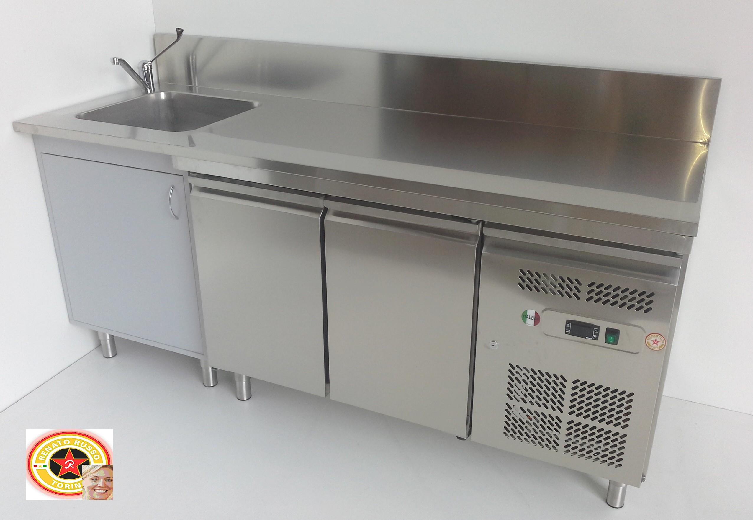 Banchi frigo dal 1980 produttori di banchi frigo for Bancone bar prezzi